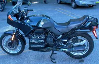 1993 BMW K75S motorcycle