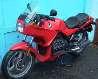 1991 BMW K75S-ABS motorcycle