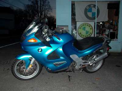 2003 BMW K1200RS motorcycle