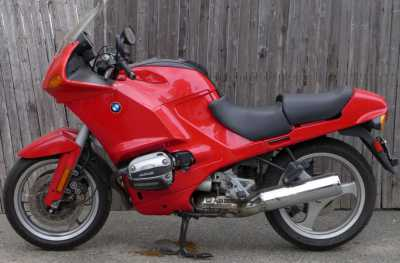 1995 BMW R1100RSL-ABS motorcycle