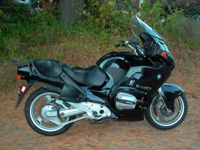 1999 BMW R1100RT motorcycle