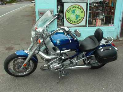 2000 BMW R1200C motorcycle