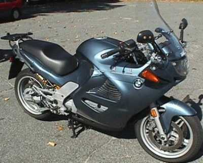 1998 BMW K1200RS motorcycle