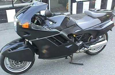 1991 BMW K1 motorcycle