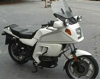 1994 BMW K75RT motorcycle