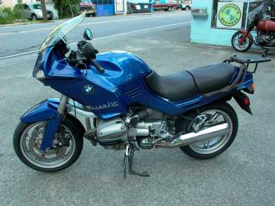 2003 BMW R1150RS motorcycle