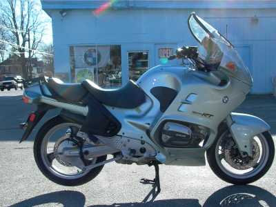 1996 BMW R1100RTL motorcycle