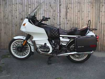 1984 BMW R100RT motorcycle