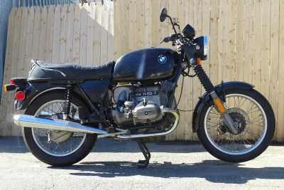 1978 BMW R80/7 motorcycle