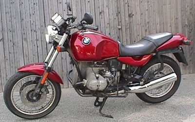 1994 BMW R100 Mystic motorcycle