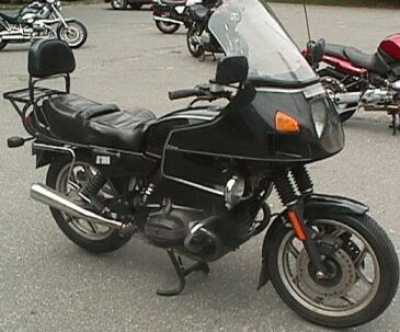 1994 BMW R100RT motorcycle