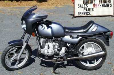 1985 BMW R100S motorcycle