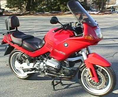 1994 BMW R1100RS motorcycle