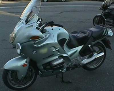 1996 BMW R1100RT motorcycle