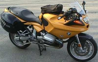 1999 BMW R1100S motorcycle