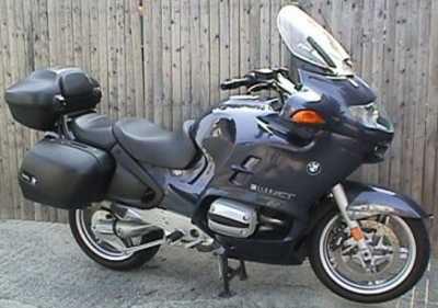 2002 BMW R1150RT motorcycle