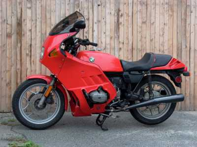 1982 BMW R65LS motorcycle